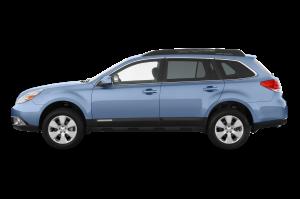 Subaru Outback IV 2009 — 2013
