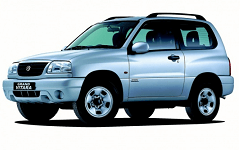 Suzuki Grand Vitara FT 3дв 2000 — 2006