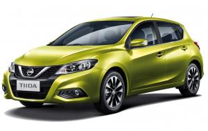Nissan Tiida II (C13) 2015 — н.в.