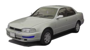 Toyota Camry (XV10) седан 1991 — 1997