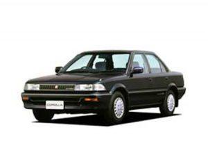 Toyota Corolla VI (E90) 1987 — 1991