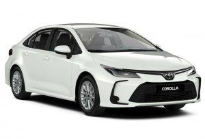 Toyota Corolla XII (E210) 2018 — н.в.