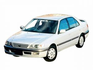 Toyota Corona (T210) правый руль 1996 — 2001