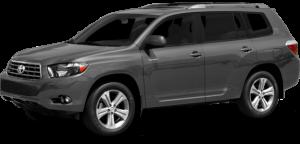 Toyota Highlander II (U40) 2007 — 2013