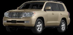 Toyota Land Cruiser 200 2007 — 2011