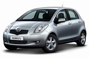 Toyota Yaris I 1999 — 2003