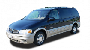 Pontiac Trans Sport 1989 — 1996