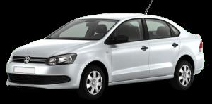 Volkswagen Polo V седан 2010 — н.в.