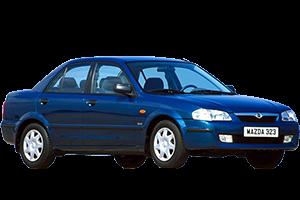 Mazda 323 VI (BJ) Рестайлинг 2000 — 2003