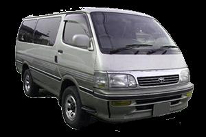 Toyota HiAce H100 1989 — 2004