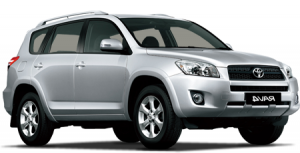 Toyota RAV4 III (CA30) 2006 — 2009