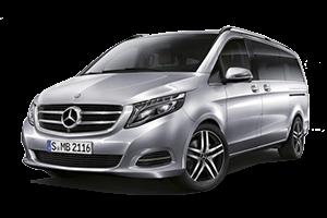 Mercedes-Benz Vito (W447) 2015 — н.в. коврики