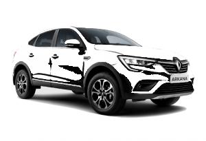 Renault Arkana I 2019 — н.в.