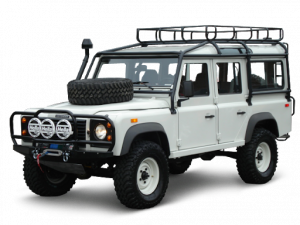 Land Rover Defender 5дв 1983 — н.в.