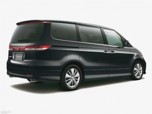 Honda Elysion (Prestige) рестайлинг 2006 — 2013
