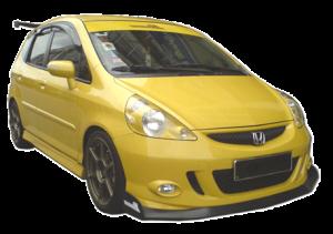 Honda Fit (Jazz) GD правый руль 2001 — 2007