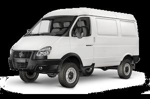 Газ 27527 соболь грузовой фургон 1998 — н.в.
