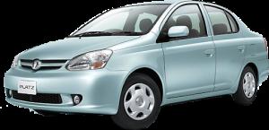 Toyota Platz седан правый руль 1999 — 2005