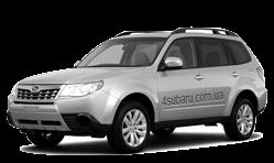 Subaru Forester III (SH) 2008 — 2013