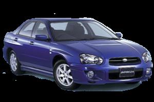 Subaru Impreza II 2002 — 2007