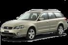Subaru Outback III 2003 — 2009