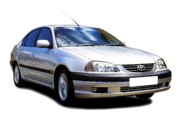 Toyota Avensis I 1997 — 2003