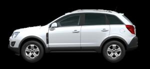 Opel Antara I 2006 — 2010