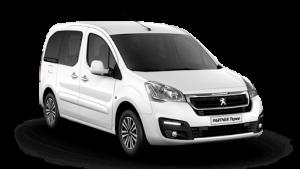 Peugeot Partner Tepee II 2007 — 2012
