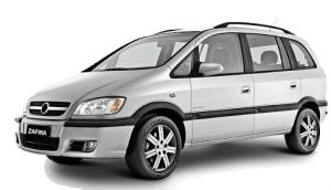 Opel Zafira А 1999 — 2005