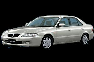 Mazda Capella VI правый руль 1998 — 2002