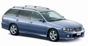 Nissan Avenir II (W11) универсал 5дв правый руль 1998 — 2005