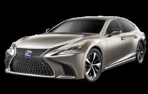 Lexus LS V 2017 — н.в.