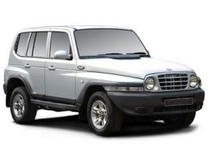 ТагАЗ Tager 2008 — 2011