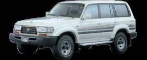 Toyota Land Cruiser 80 1989 — 1997