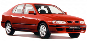 Nissan Primera II (P11) правый руль 1996 — 2002