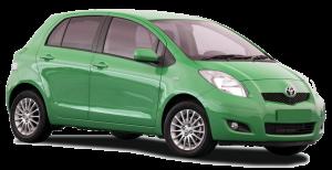 Toyota Yaris (P2) 2005 — 2010