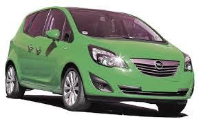 Opel Meriva B 2010 — 2014