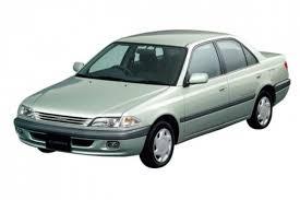 Toyota Carina T210 правый руль 1996 — 2001