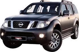 Nissan Pathfinder III (R51) рестайлинг 5 мест 2010 — 2014