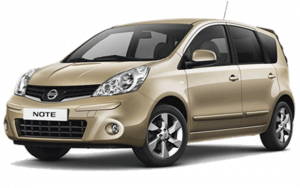 Nissan Note I 2005 — 2014